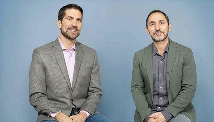Brian Whipple e David Droga: passaggio di consegne in Accenture Interactive