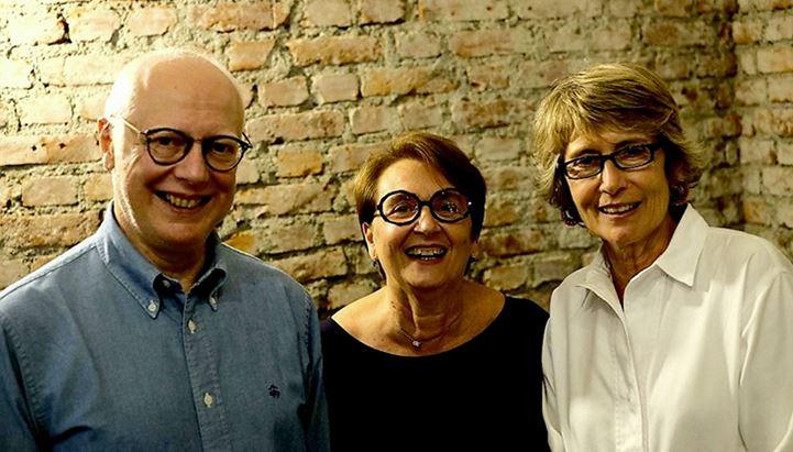 Riccardo Bandera, Vita Piccinini ed Elisabetta Scarpelli