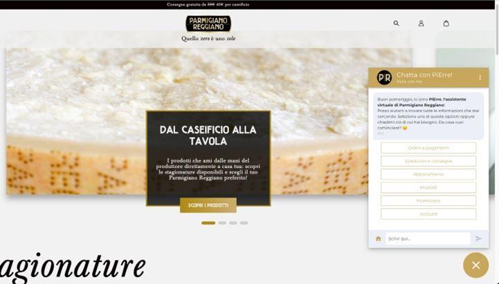 chatbot_ecommerce Parmigiano Reggiano.jpg