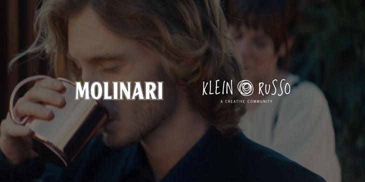 La nuova campagna digital di Molinari, firmata da KleinRusso