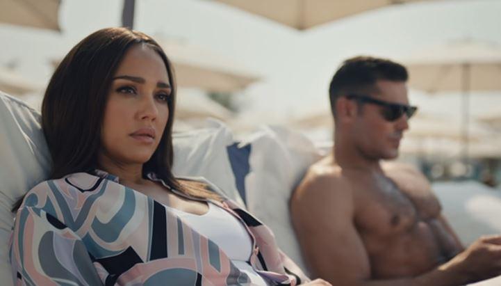 Jessica Alba e Zac Efron protagonisti del nuovo spot Dubai Tourism
