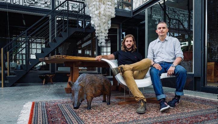 Da sinistra, Mattia Girardi e Nicola Ludovici