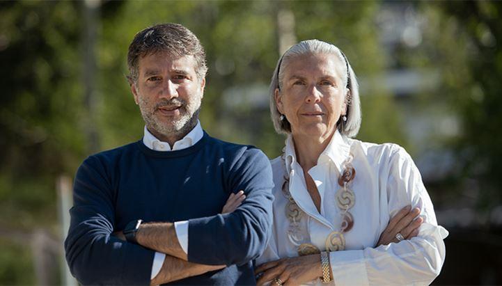 Alessandro Tripodi e Maria Criscuolo