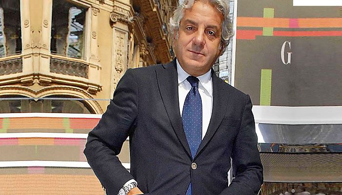 Angelo Sajeva è il presidente di FCP-Assogotv