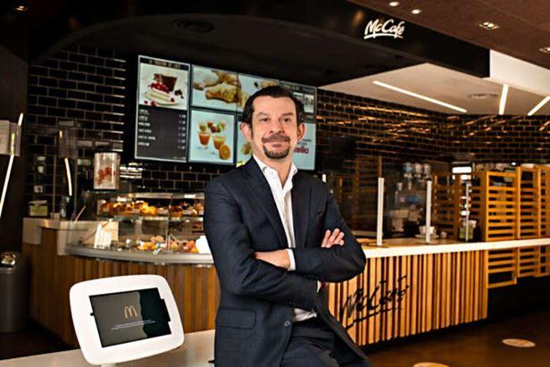 Dario Baroni, Amministratore Delegato McDonald's Italia