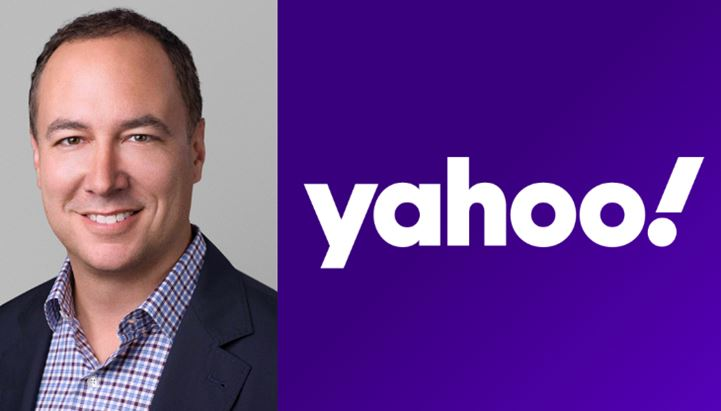 Jim Lanzone, Chief Executive Officer di Yahoo