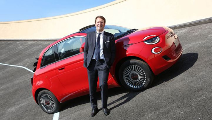 Laurent Diot, nuovo Fiat & Abarth Global Marketing & Communications Director