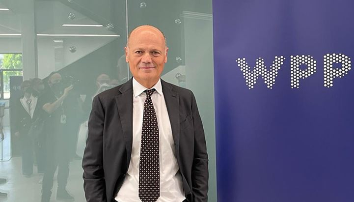 Massimo Beduschi, Chairman di WPP in Italia