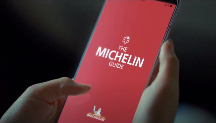 """Un frame dello spot """"Motion for life"""" di Michelin"""
