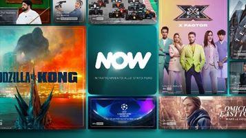 La cura per la qualità dei contenuti è al centro del nuovo spot di Now
