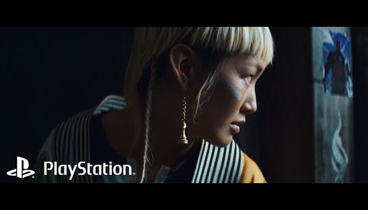 Playstation lancia un nuovo spettacolare spot pubblicitario