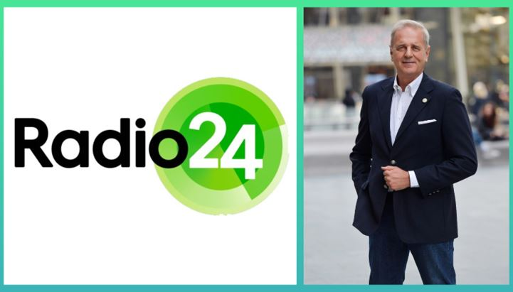 Enrico Bertolino è tra i nuovi personaggi che arricchiranno il palinsesto 2021/2022 di Radio 24
