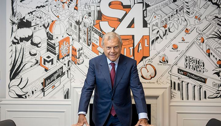 Martin Sorrell, Executive Chairman e fondatore di S4 Capital
