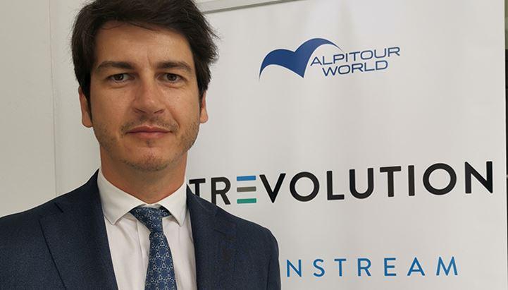 Tommaso Bertini, Direttore Marketing Tour Operating Alpitour World